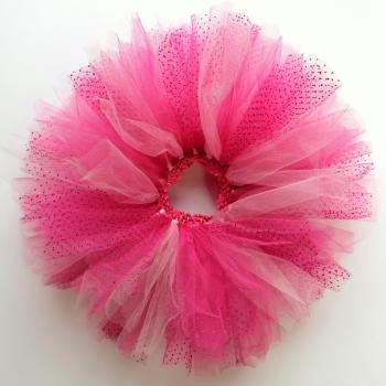 Baby Tutu - Custom Designed Tutu with Elastic Waist for Newborn to 24 Months